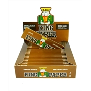 Caixa de Seda King Paper Brown KS