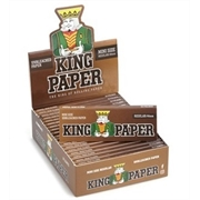 Caixa de Seda King Paper Brown Mini Size