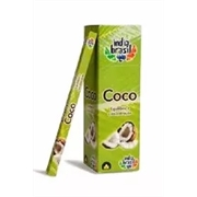 Incenso India Brasil Coco